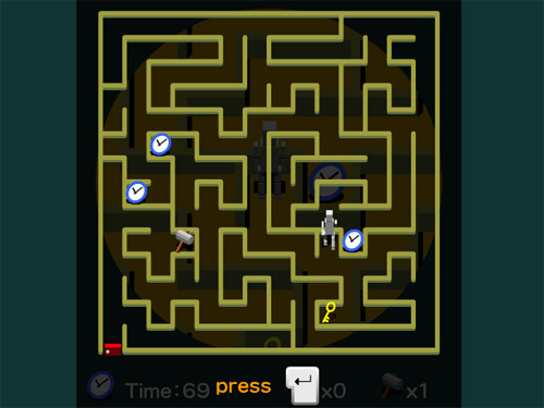 The Maze Game 3