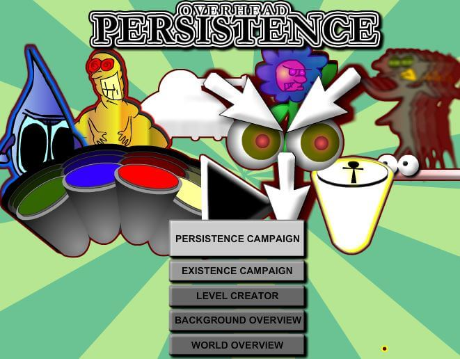 Overhead Persistence Maze