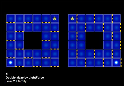 Lightforce Double Maze