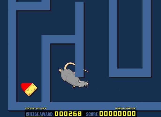 Invisible Curser | Maze Games